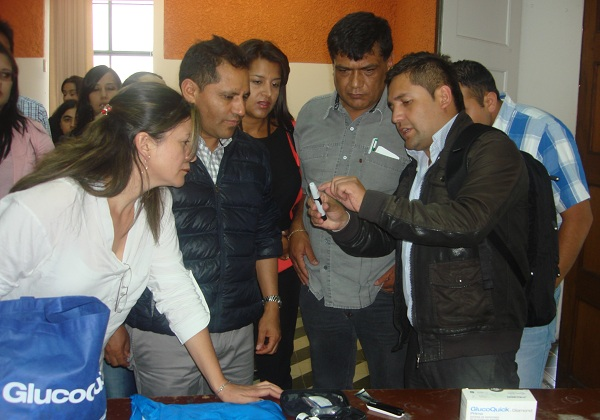 Foto: Secretaría de Salud de Boyacá (OPGB)