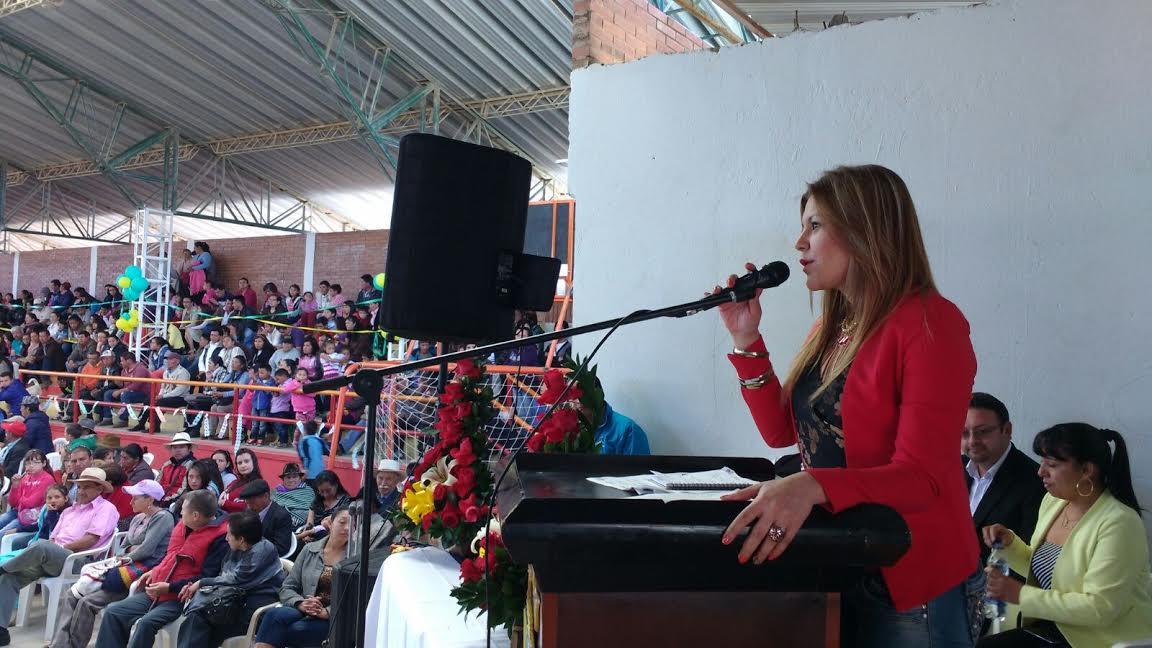 Foto: Verónica Cardona-Alcaldía de Cómbita