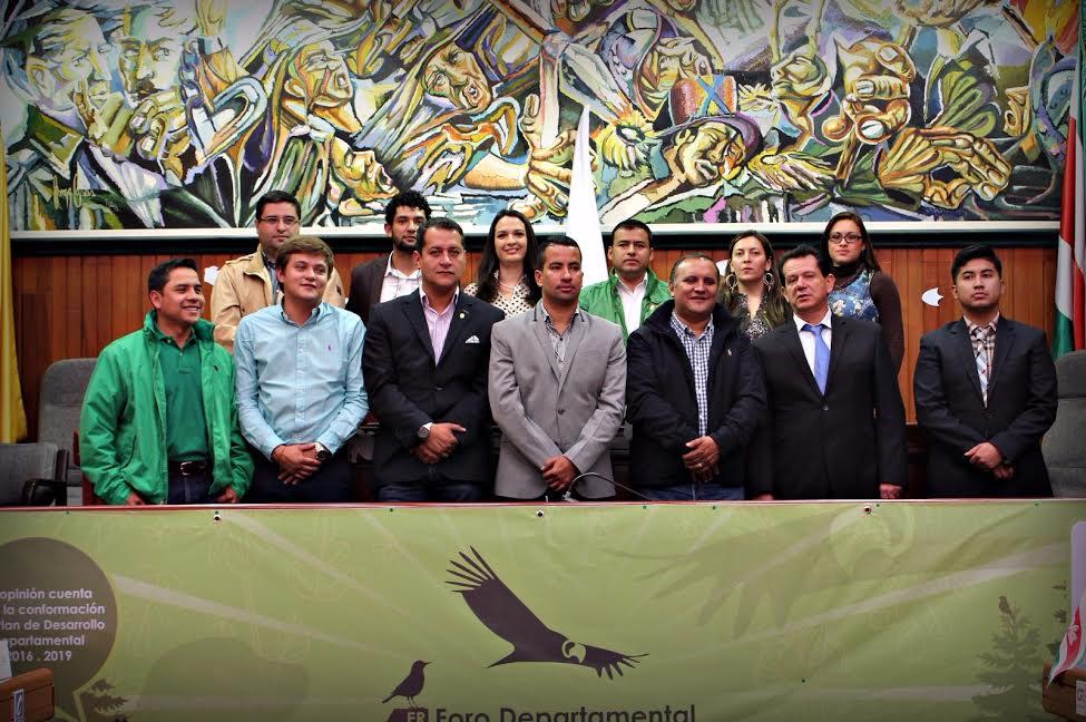Foto: Asamblea departamental