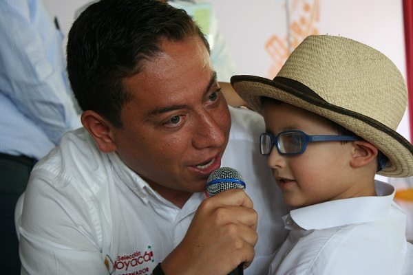 Foto: Juan Diego Rodríguez-Gobernación de Boyacá