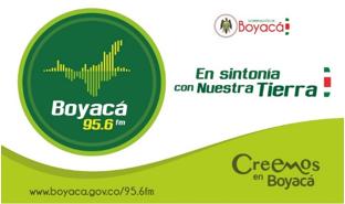 Radio Boyacá 95.6 fm