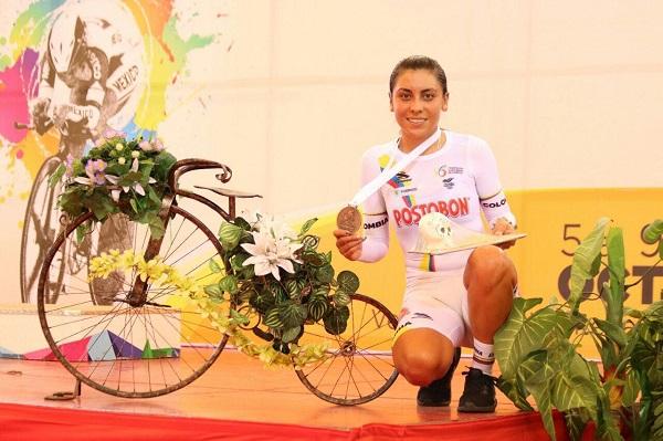 Foto: Éder Garcés, Federación Colombiana de Ciclismo