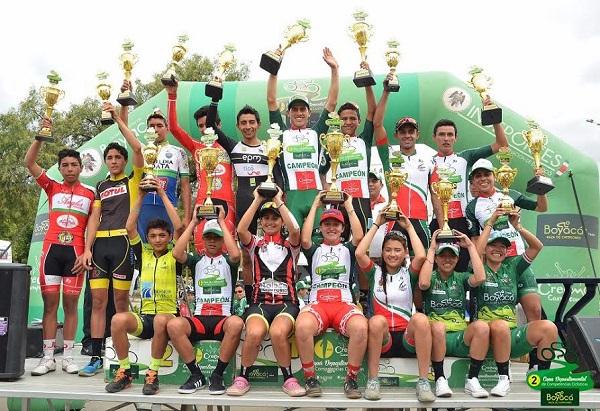 Foto: Macgiver Barón - Prensa - Boyacá Raza de Campeones