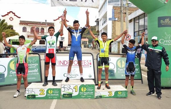 Foto: Macgiver Barón - Boyacá Raza de Campeones