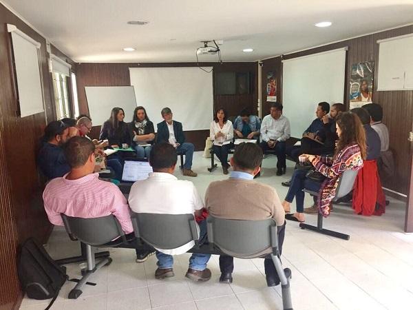 Foto: Ana María Londoño-prensa Secretaría de Salud