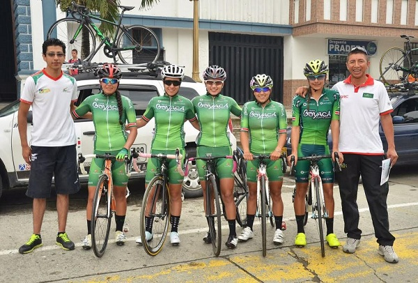 Foto: Macgiver Barón - Prensa equipo de ciclismo Boyacá es para Vivirla