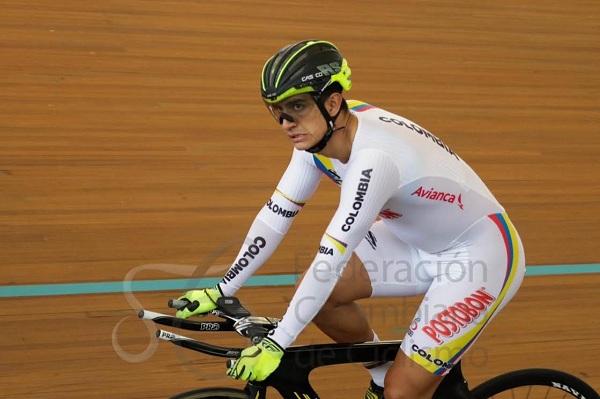 Foto: Éder Garcés-Prensa Federación Colombiana de Ciclismo