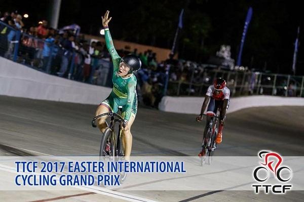Foto: Richard Lyder, Federación de Ciclismo de Trinidad y Tobago.