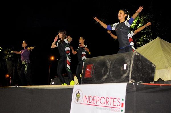 Foto: Dayana Bohórquez / Archivo personal / Sesión HEVS en Duitama