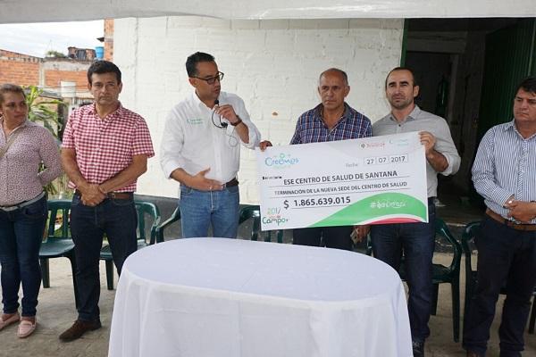 Foto: Edgar Rodríguez Lemus - Prensa Secretaría de Salud de Boyacá.