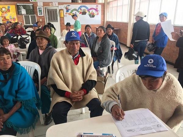 Foto: Susana Acevedo - Fundación Santa Fe de Bogotá