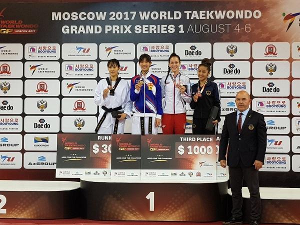 Foto cortesía: Cito René Forero, entrenador Liga de Taekwondo de Boyacá.