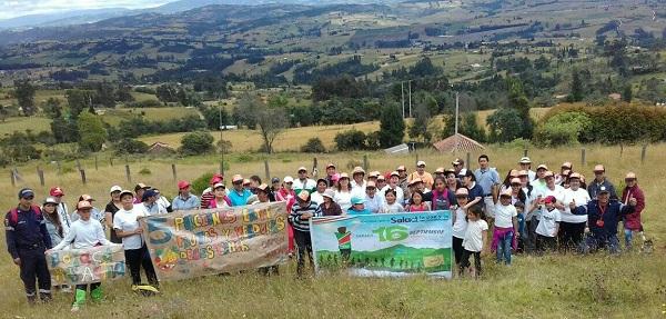 Foto cortesía: Maritza Martínez / monitora HEVS / Indeportes Boyacá.