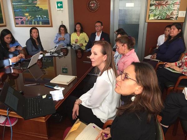 Foto: Elsy E. Sarmiento Rincón - Prensa Secretaría de Salud.