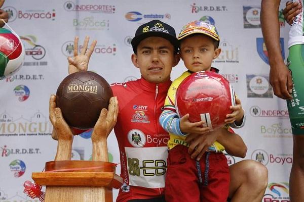 Foto: Macgiver Barón / Archivo / Vuelta a Boyacá 2017.