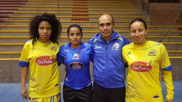 Foto y audios cortesía: Orlando Russo, Federación Colombiana de Fútbol de Salón.