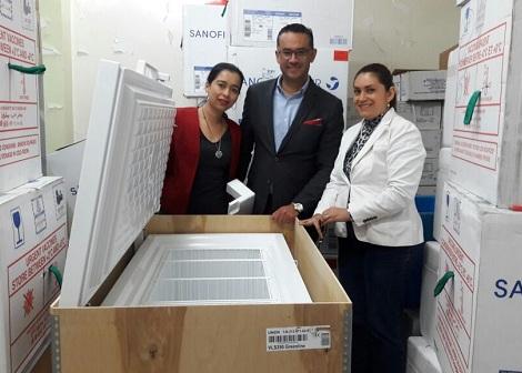 Foto: Elsy E. Sarmiento Rincón - Prensa Secretaría de Salud