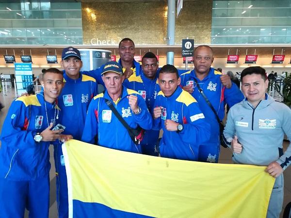 Foto: Roberto Iznaga / Liga de Boxeo de Boyacá.