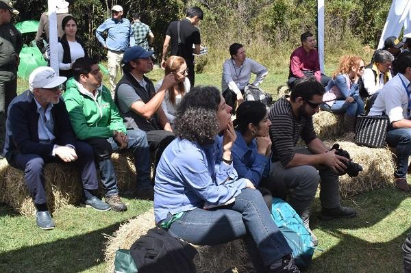 Foto: Laura Perez Jefe de comunicaciones ESPB