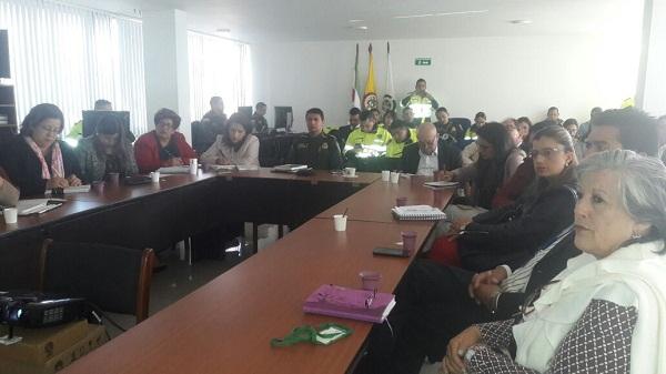 Foto: Pascual Ibagué, Secretaría de Desarrollo Humano
