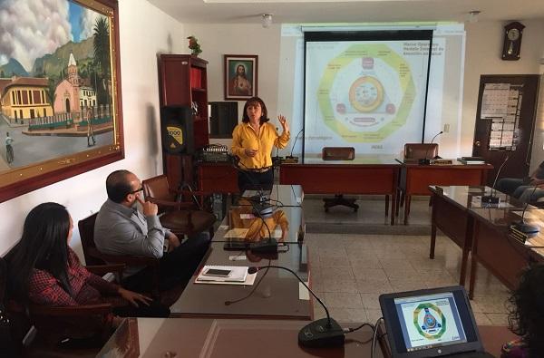 Foto: Ana María Londoño - Prensa Secretaría de Salud