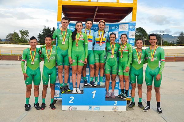 Foto: Macgiver Barón / Prensa Programa Departamental para el Desarrollo del Ciclismo, PDDC, Boyacá Raza de Campeones, BRC.