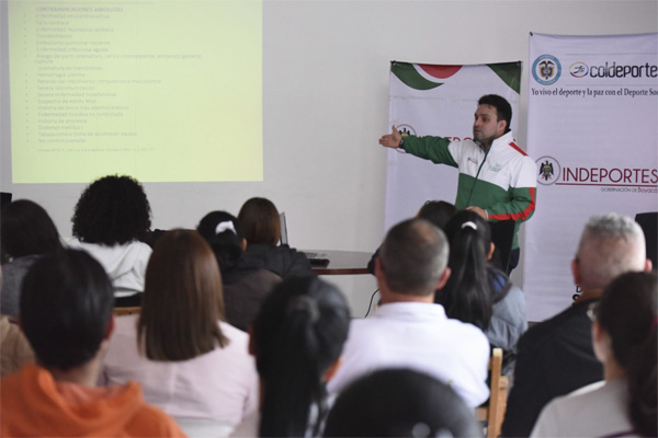 Foto: Gonzalo J. Bohórquez, prensa Indeportes Boyacá.