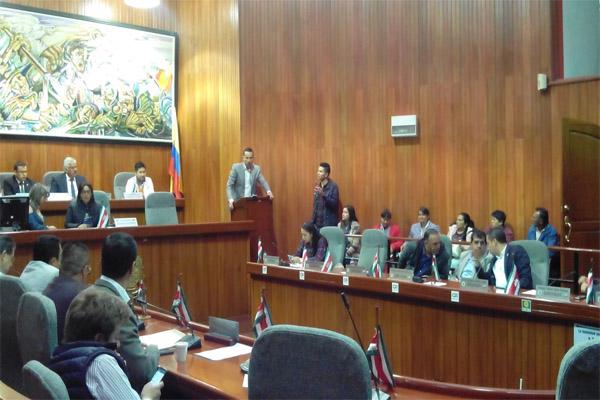 Foto: Alexandra Bohórquez - Prensa Asamblea Departamental