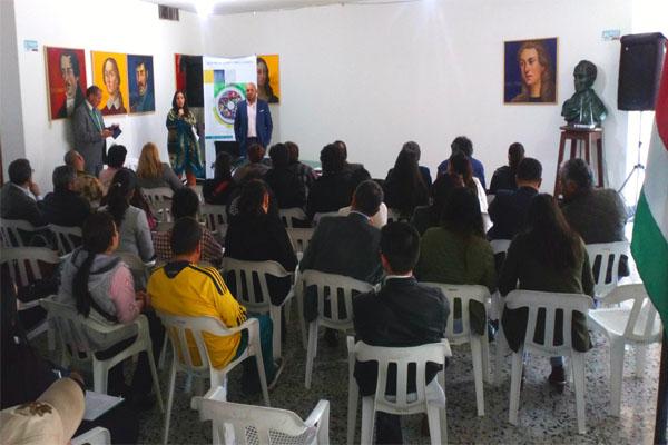 Foto: prensa Of Asesora para el Bicentenario