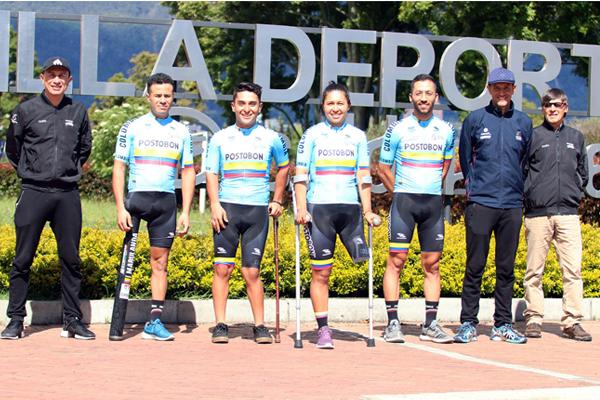 Foto: Prensa Federación Colombiana de Ciclismo, FCC.