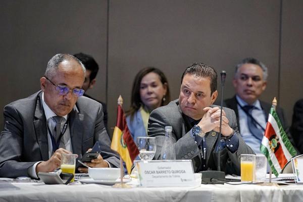 Foto:  Federación Nacional de Departamentos