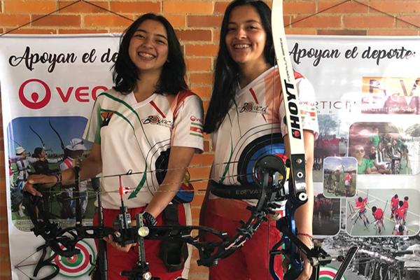 Foto cortesía: Miryam Cifuentes de Bayona / Liga de Tiro con Arco de Boyacá.