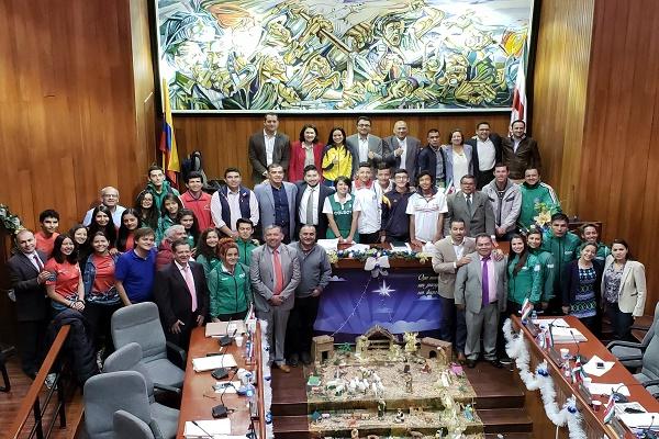 Foto: Gonzalo J. Bohórquez / Prensa Indeportes Boyacá.