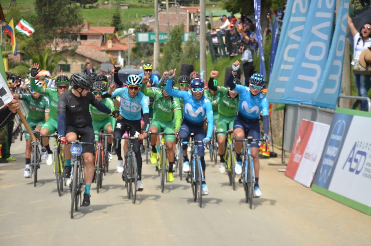 Foto: Macgiver Barón / Prensa programa Boyacá Raza de Campeones.