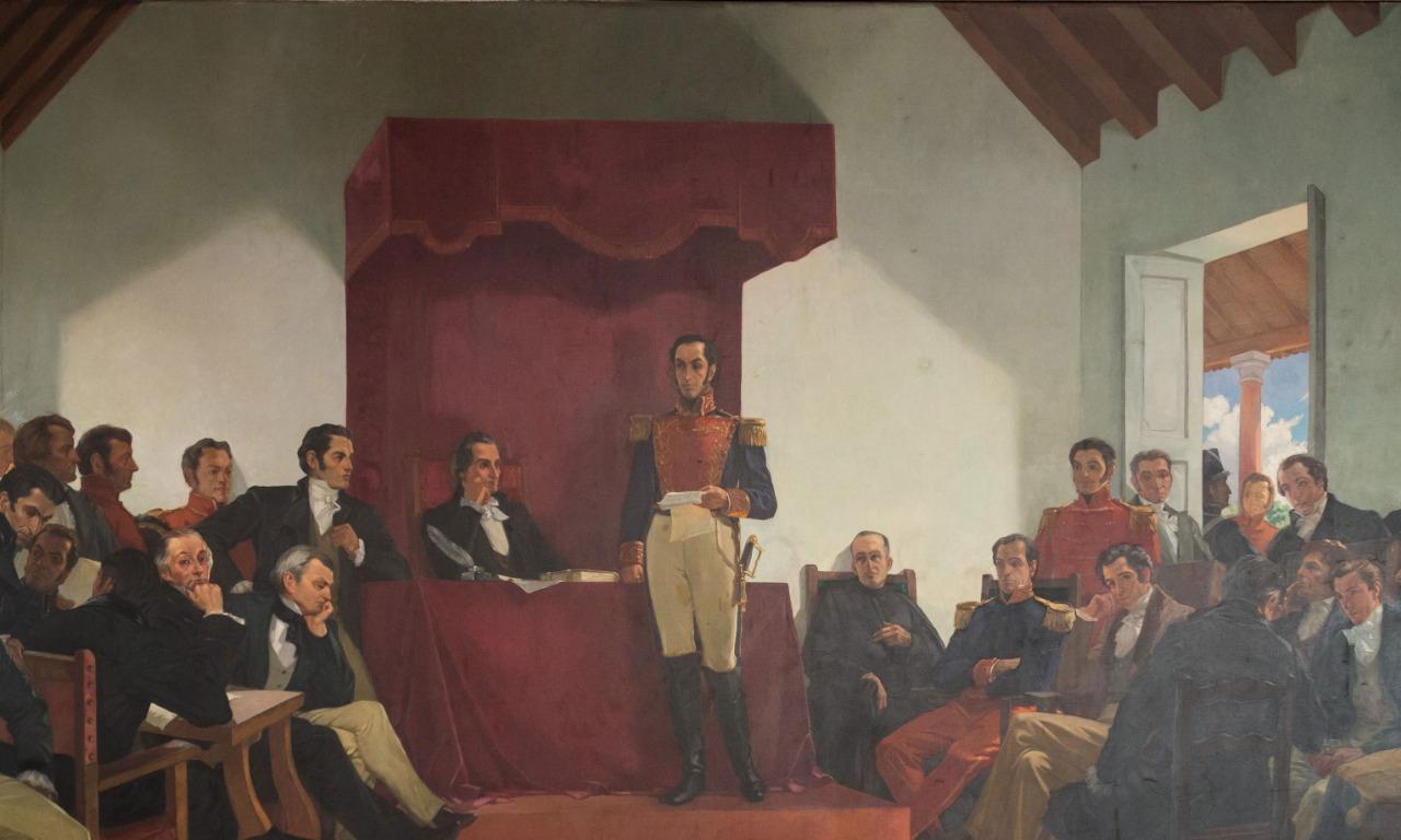 Obra del pintor venezolano, Tito Salas