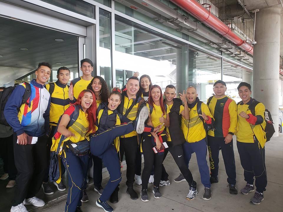 Foto: Federación Colombiana de Taekwondo.