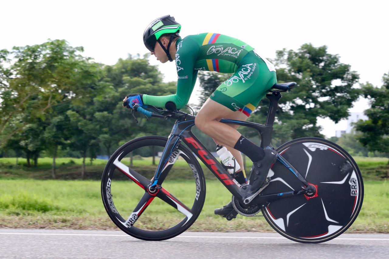 Foto: Macgiver Barón / Archivo / Prensa equipo de ciclismo Boyacá es para Vivirla