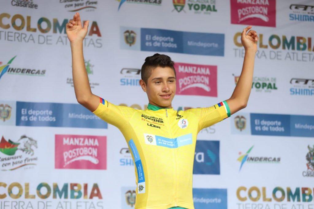 Foto: Éder Garcés / Prensa Federación Colombiana de Ciclismo.