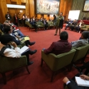 En la Gobernación de Boyacá se firmó acuerdo '#21N en Boyacá: sin miedo, sin violencia'