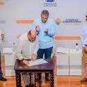 En Cartagena firmaron Pacto de Transparencia e Integridad para elegir nuevos gerentes de hospitales públicos