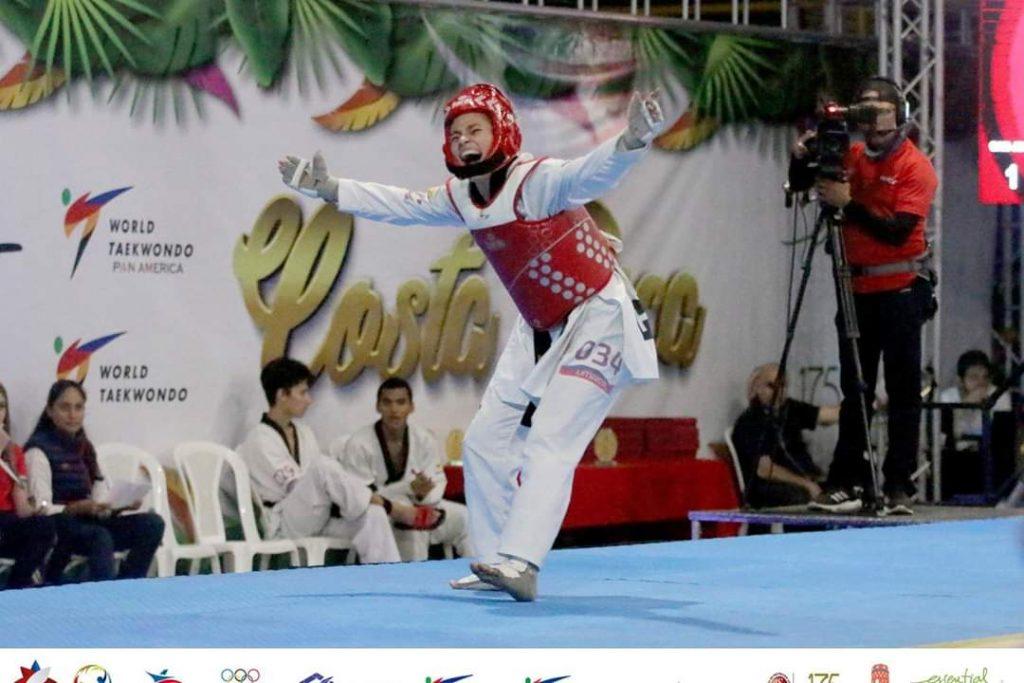Foto: Federación Costarricense de Taekwondo.