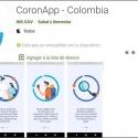 CoronApp, la aplicación del Instituto Nacional de Salud para informar sobre COVID-19