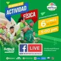 Indeportes celebrará el Día Mundial de la Actividad Física en casa con actividad para todos