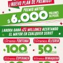 El billete de la Lotería de Boyacá ahora trae Fortuna, Alegría, Esperanza y Berraquera