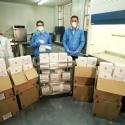 Llegaron las 11.300 pruebas rápidas que contrató el Gobierno Departamental
