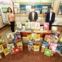 Gobernador de Boyacá inició la entrega de 17.000 textos escolares para estudiantes de zonas rurales