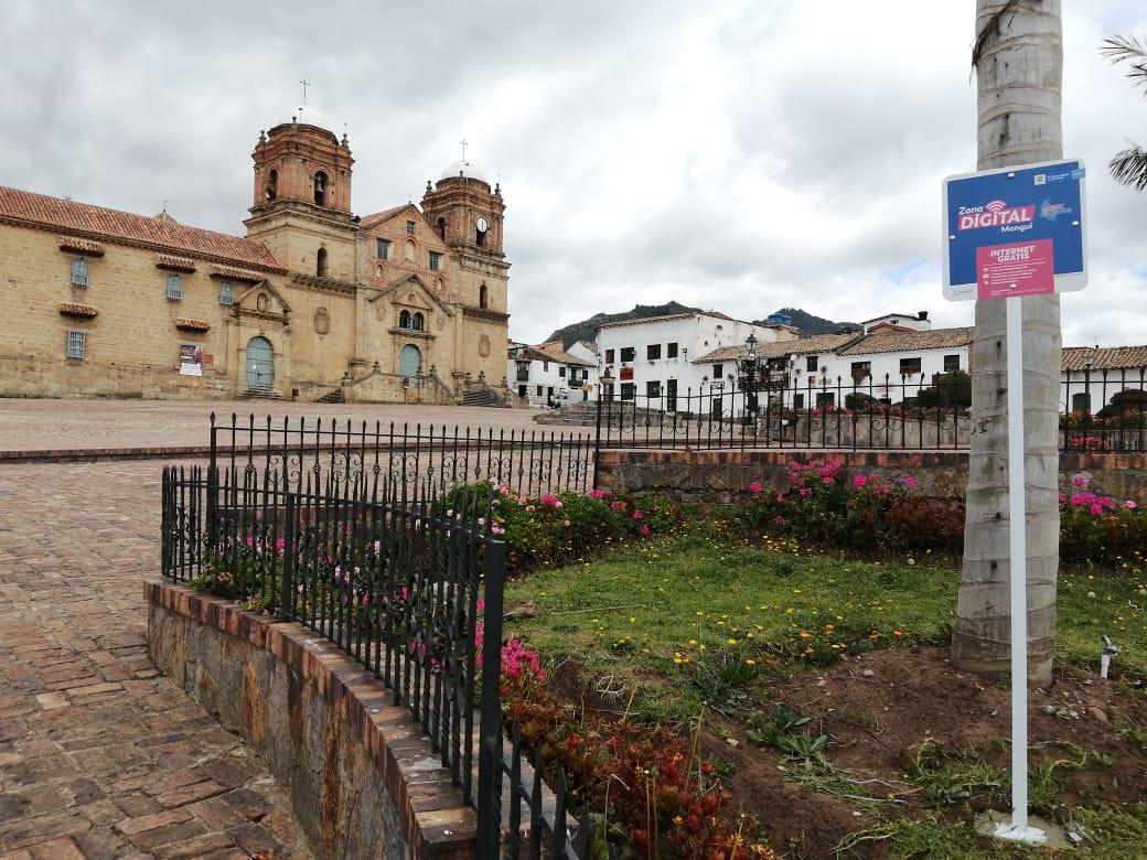 Foto: Enlace MinTIC municipio de Monguí