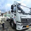 El Cocuy cuenta con vehículo compactador de basuras