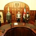 Gobernador Ramiro Barragán recibió de la Asamblea de Boyacá el Plan de Desarrollo para su sanción