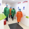 Gobernador Barragán dio inicio a operaciones de la clínica María Josefa Canelones
